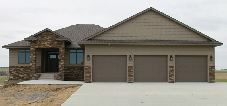 Customized Homes In Sioux Falls