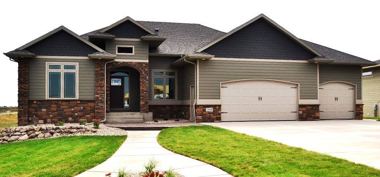 Sioux Falls Custom Home