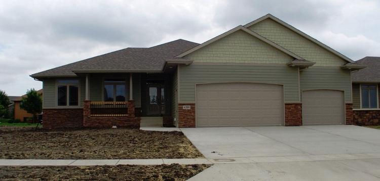 Thunder creek custom homes custom home builder custom for Home builders sioux falls sd